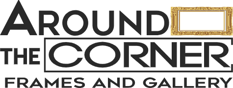 Around the Corner Frames and Gallery Logo